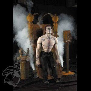 Frankenstein's Assault Haunted House Prop