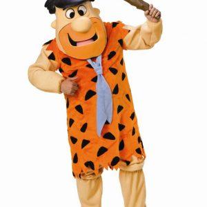 Fred Flintstone Mascot Costume