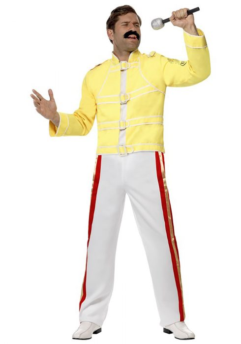 Freddie Mercury Men's Costume