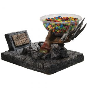 Freddy Krueger Candy Bowl Holder