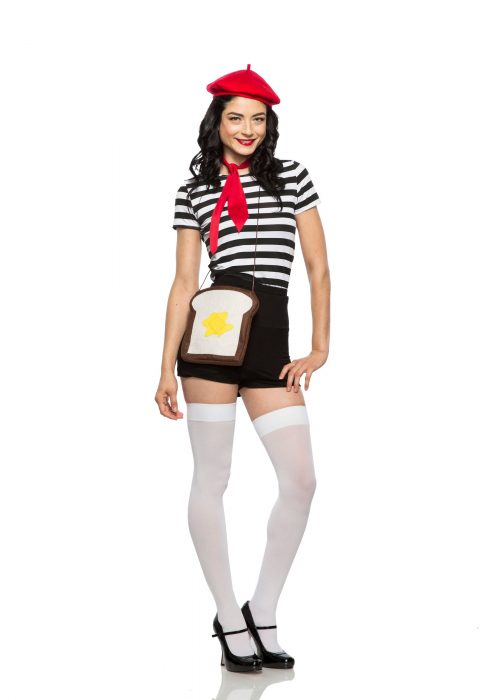 French Toast Women's Costume