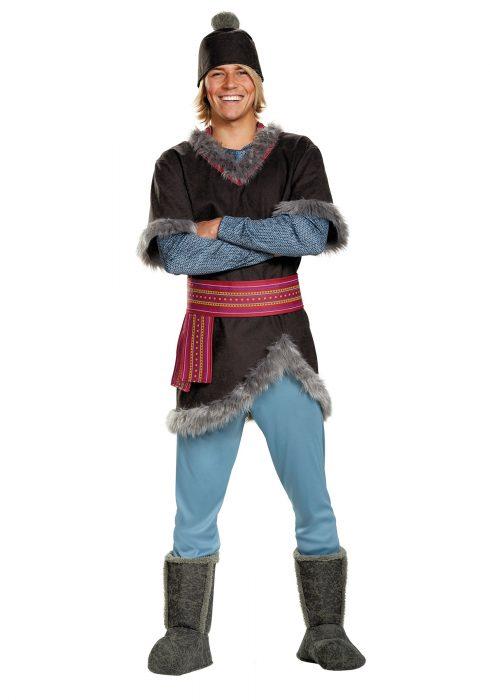 Frozen Kristoff Plus Size Deluxe Adult Costume