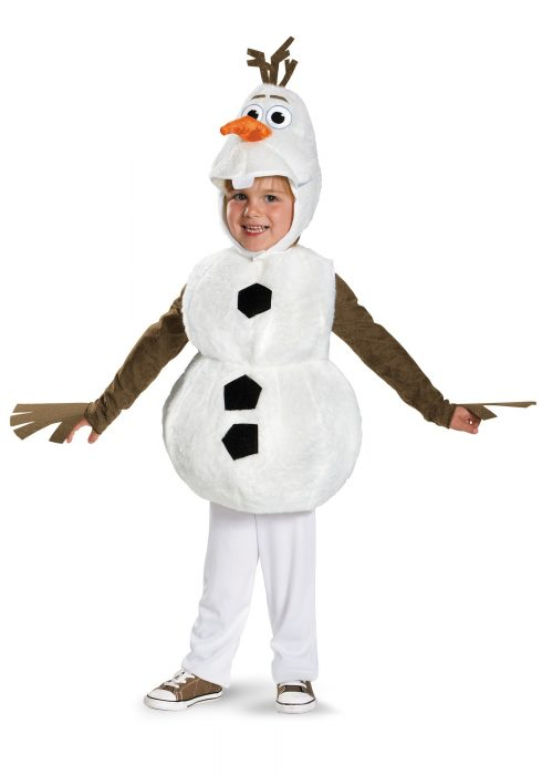 Frozen Olaf Child Costume