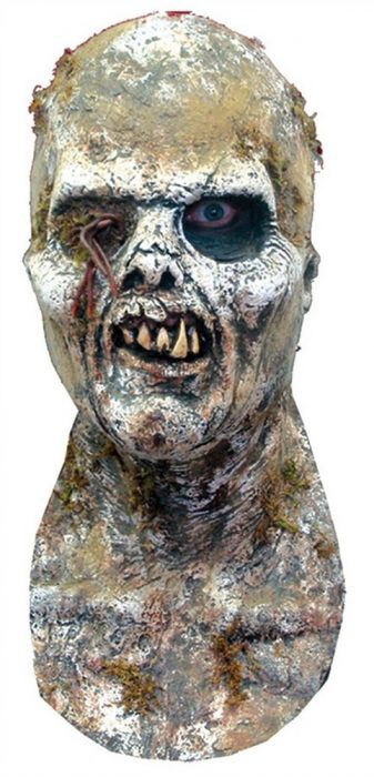 Fulci Zombie Halloween Mask