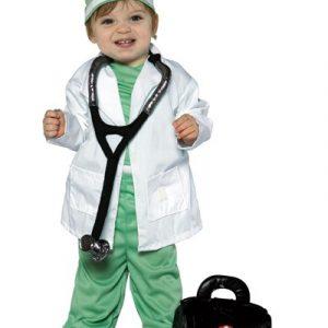Future Doctor Baby Costume