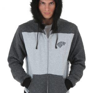 Game of Thrones Stark Hooded Sweatshirt