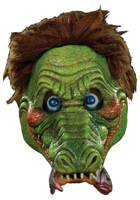 Garbage Pail Kids Adult Ali Gator Mask