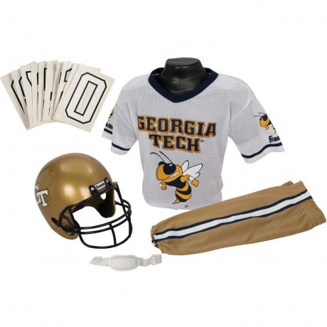 Georgia Tech Yellow Jackets Youth Uniform Set