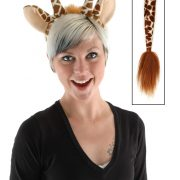 Giraffe Ears & Tail Set