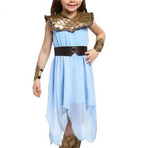Girls Athena Costume
