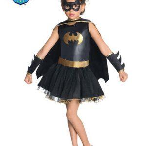 Girls Batgirl Costume
