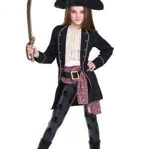 Girls Buccaneer Costume