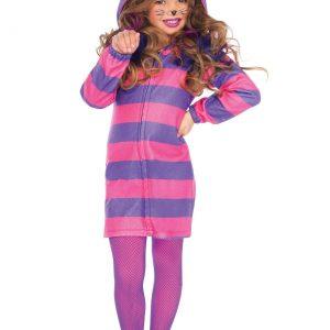 Girl's Cheshire Cat Cozy Costume