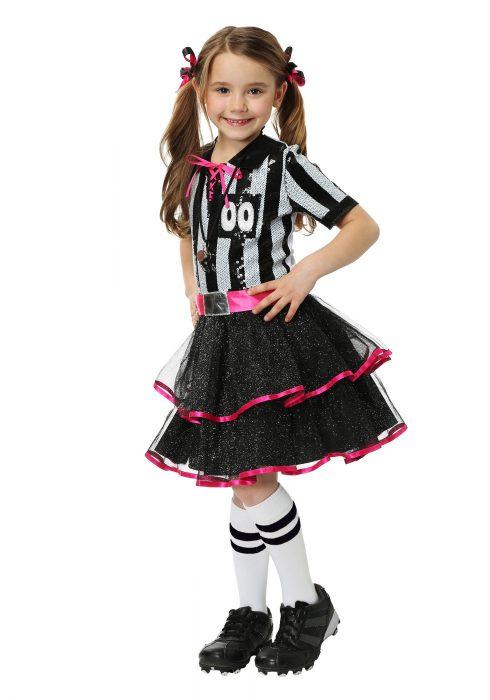 Girls Darling Ref Costume
