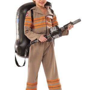 Girls Deluxe Ghostbusters Movie Costume