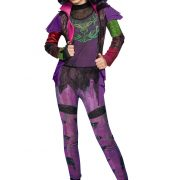 Girls Deluxe Mal Descendants Costume