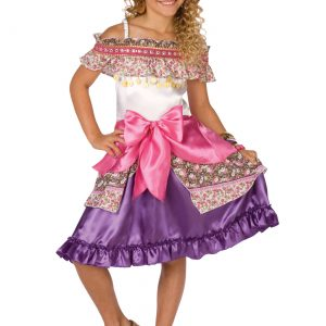 Girls Gypsy Costume