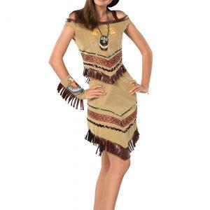 Girls Indian Teen Costume