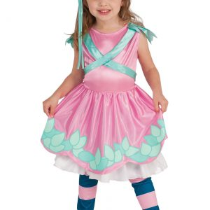 Girls Little Charmers Posie Costume