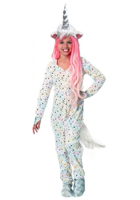 Girl's Magical Unicorn Costume