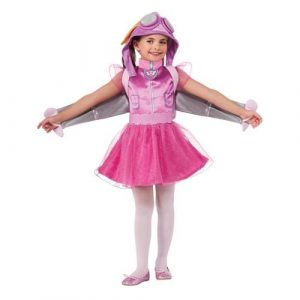 Girls Paw Patrol Skye Costume