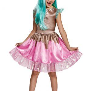 Girls Peppa-Mint Classic Costume