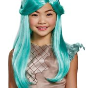 Girls Peppa-Mint Wig