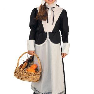 Girls Pilgrim Costume