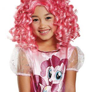 Girls Pinkie Pie Wig