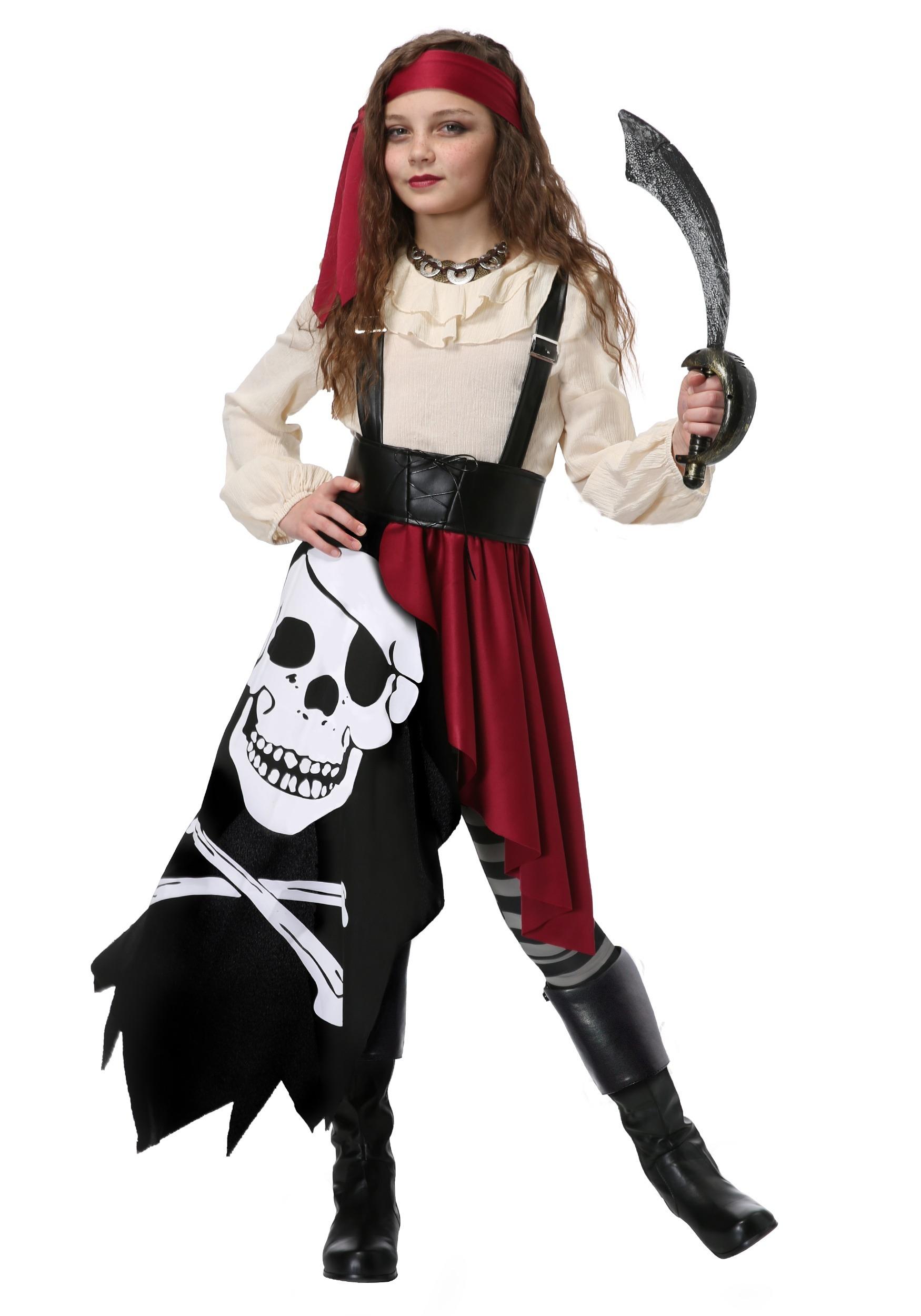 Child Pirate Costumes