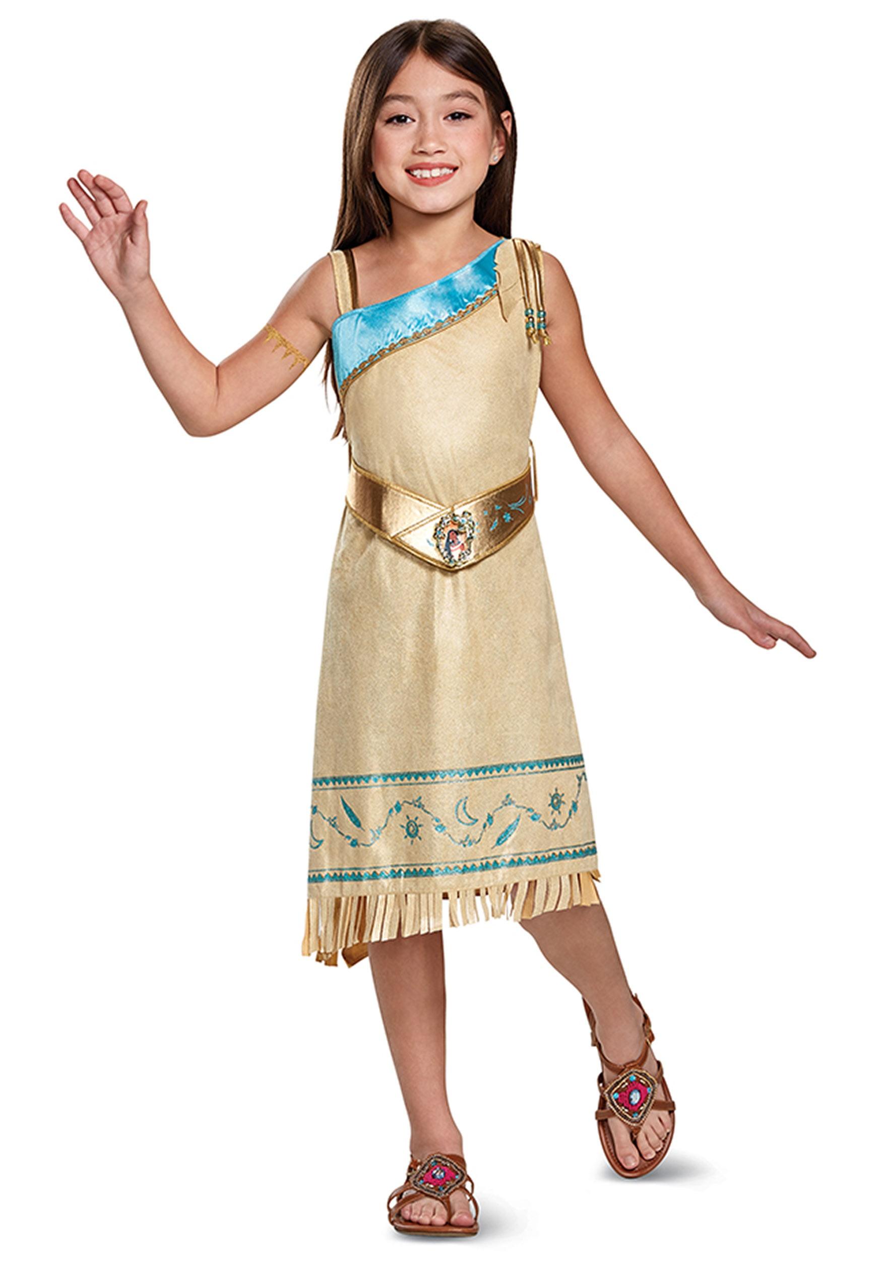 Pocahontas Costumes