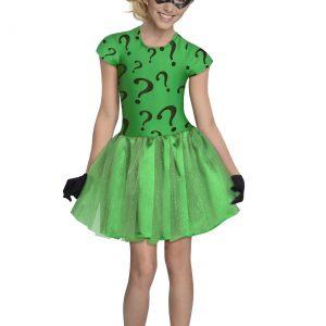 Girls Riddler Tutu Costume