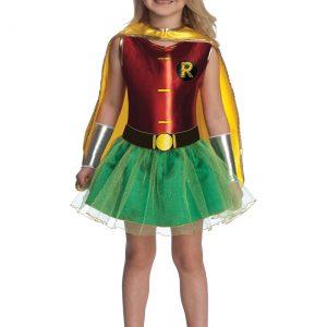 Girls Robin Tutu Costume