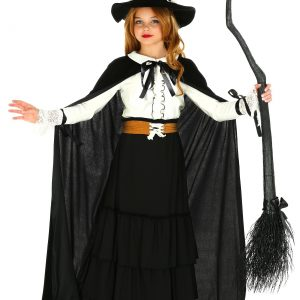 Girls Salem Witch Costume