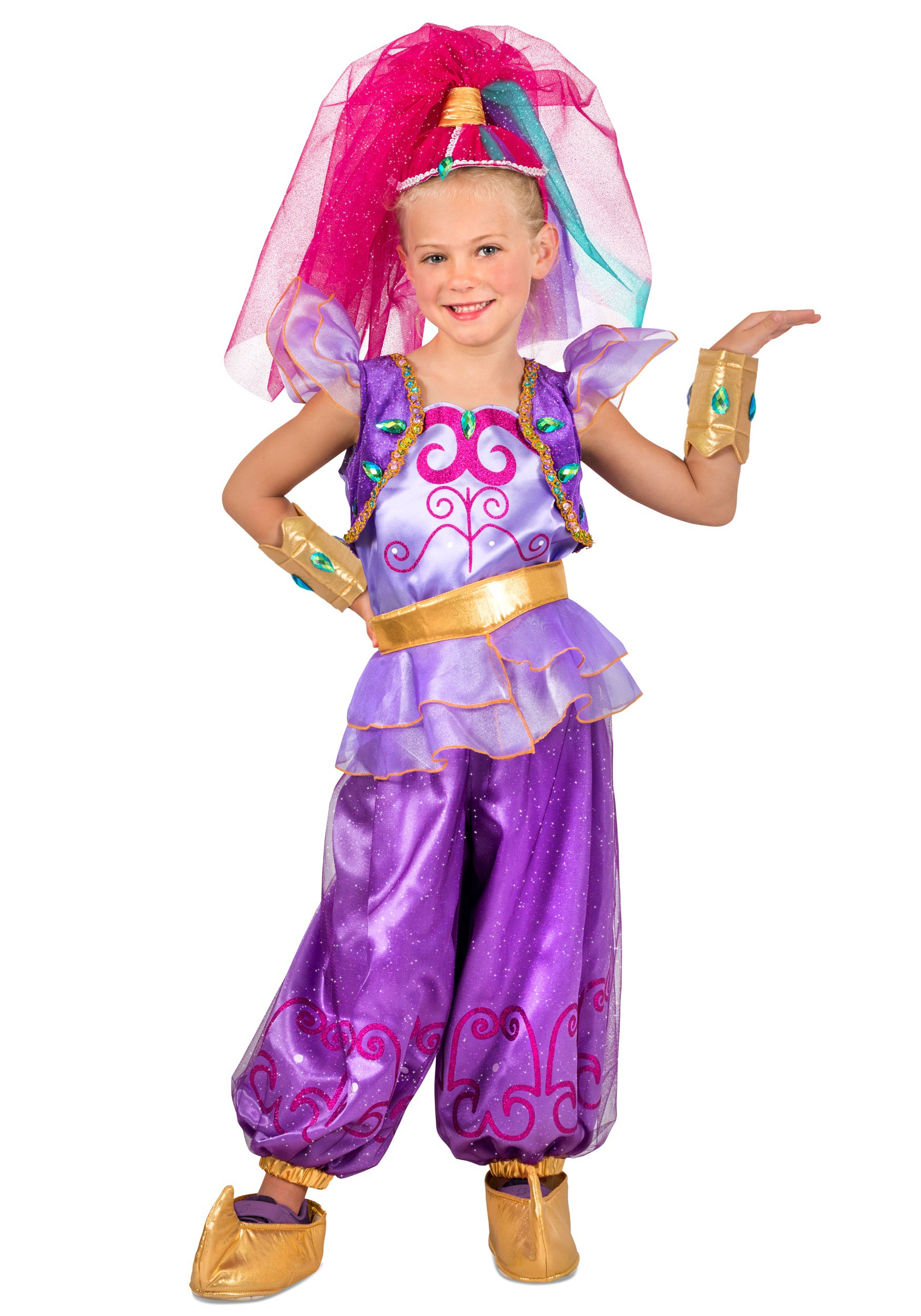 Shimmer and Shine Costumes