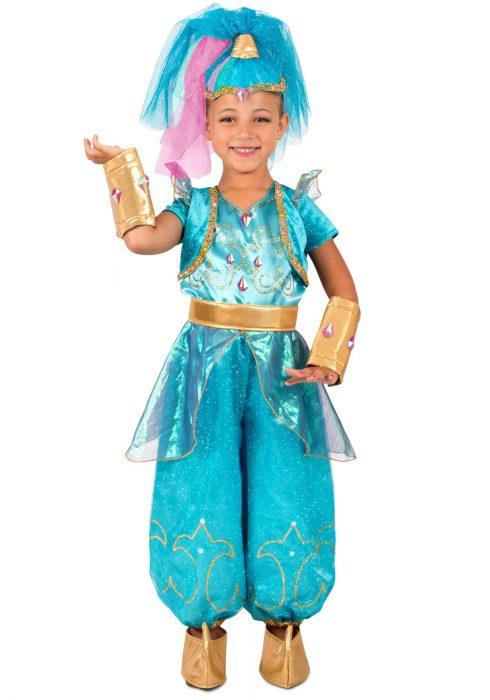 Girls Shine Costume