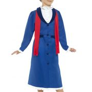 Girls Singing Nanny Costume