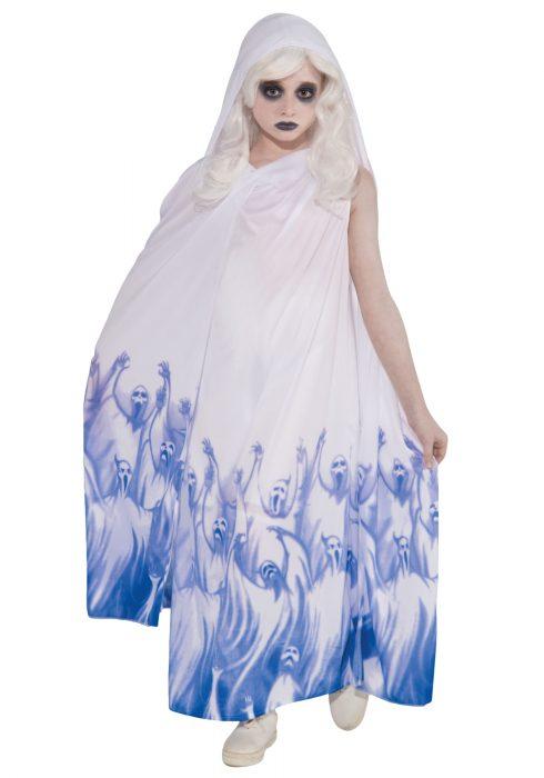 Girls Soul Seeker Ghost Costume