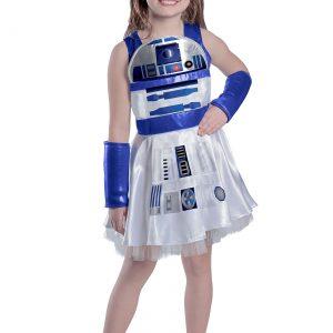 Girls Star Wars R2D2 Dress