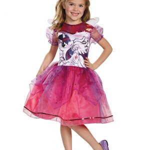 Girls Twilight Sparkle Deluxe Costume