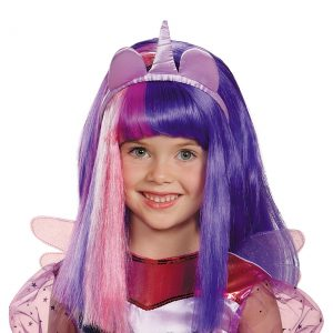 Girls Twilight Sparkle Wig