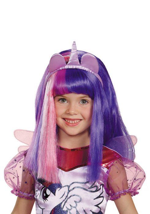 Girls Twilight Sparkle Wig