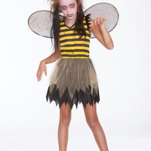 Girl's Zombee Costume