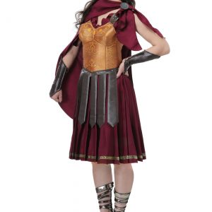 Gladiator Plus Size Women's Costume