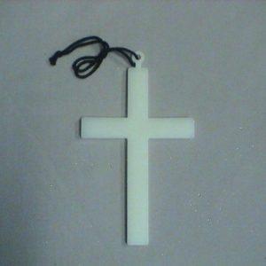 Glow In the Dark Monk Cross
