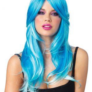 Glow Two-Tone Long Wavy Wig