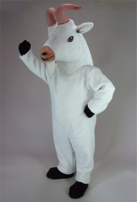 Goat Mascot Costume