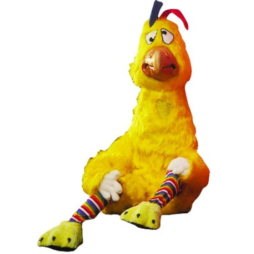 Gooney Bird Mascot Costume