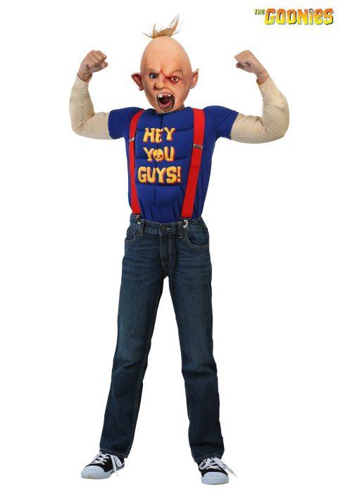 Goonies Sloth Boy's Costume