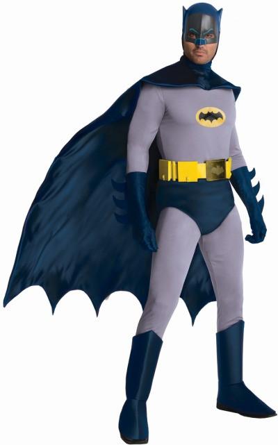 Grand Heritage Adult Batman Costume